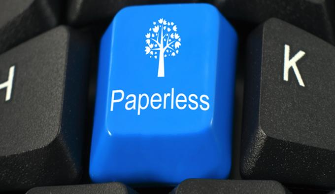 hr going green switch to paperless office Going green business solutions learn how to train employees to help your workplace go green, paperless in this free video on earth conscious business soluti.